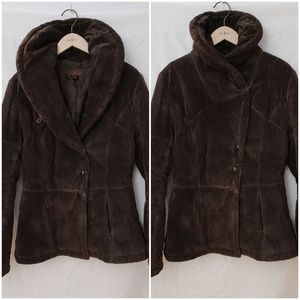 Danier Jackets & Coats - Danier Suede S Jacket